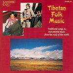 "CD ""Tibetan Folk Music"""